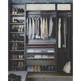 closets planejados pequeno simples Arujá