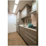 cozinha planejada apto Zona Leste