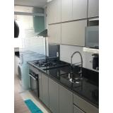 cozinha planejada de apartamento preço Alphaville
