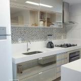 cozinha planejada de blindex preço Alphaville