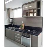 cozinha planejada pequena preço Riviera de São Lourenço