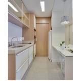 cozinhas planejadas de apartamento Arujá