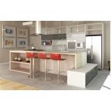 cozinhas planejadas de blindex Suzano