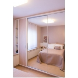 dormitório planejado para quarto pequeno