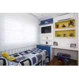 dormitório planejado infantil Suzano
