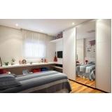 dormitório planejado juvenil preço Suzano
