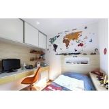 dormitório planejado juvenil Bertioga
