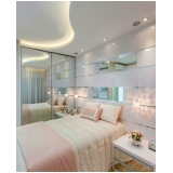 dormitório planejado para quarto pequeno preço Alphaville