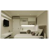dormitório planejados móveis preço Riviera de São Lourenço