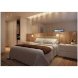 dormitórios planejados casal pequeno Riviera de São Lourenço
