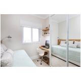 dormitórios planejados de solteiro Poá