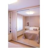 dormitórios planejados para quarto pequeno São José dos Campos