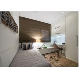 dormitórios planejados solteiro Riviera de São Lourenço