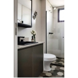 onde encontro banheiro planejado simples Riviera de São Lourenço