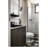 onde encontro banheiro planejado simples Suzano