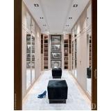 onde encontro closet planejado com espelho Bertioga