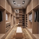 onde encontro closet planejado em madeira Suzano
