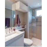 quanto custa banheiro planejado moderno pequeno Arujá