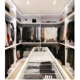 quanto custa closet planejado aberto Suzano
