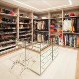 quanto custa closet planejado com sapateira Bertioga