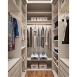 quanto custa closet planejado para apartamento Suzano