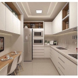 quanto custa cozinha planejada de apartamento São José dos Campos