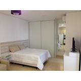 quarto planejado apartamento pequeno preço Riviera de São Lourenço