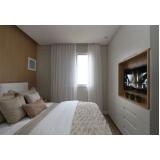 quarto planejado apartamento pequeno Riviera de São Lourenço