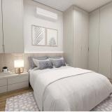 quarto planejado apartamento preço Bertioga