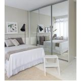 quarto planejado apartamento Riviera de São Lourenço
