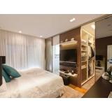 quarto planejado com closet preço Guarulhos