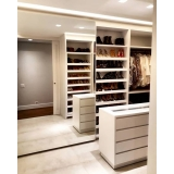 quartos planejados com closet Suzano