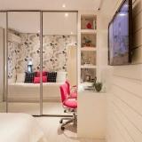quartos planejados de solteiro Suzano